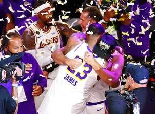 Lakers vai ter sequência de três jogos difíceis e decisivos