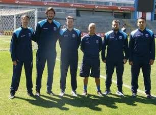 Por intercâmbio de atletas, Paraná faz parceria com equipe catarinense