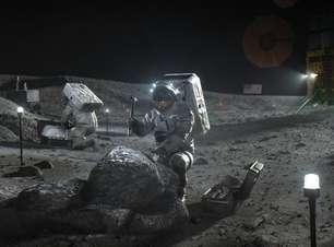 Como descoberta de água na Lua pode acelerar planos da Nasa para montar base no satélite