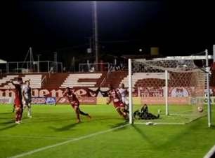 Série C: Vila Nova vence e São Bento arranca empate épico diante do Criciúma