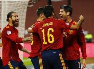 Espanha dá surra histórica e faz 6 a 0 na Alemanha