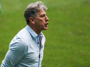 Grêmio sai atrás, mas arranca empate contra o São José