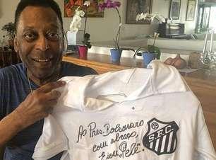 Richarlison e Marinho ensinam Pelé no Dia da Consciência Negra
