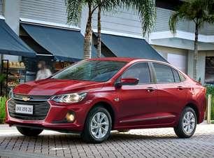 Chevrolet Onix Plus volta a ser o sedã número 1 do Brasil