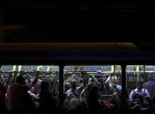 Votação no Rio de Janeiro tem paralisação no transporte