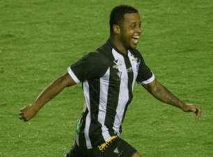 Bruno Michel fala do seu primeiro gol pelo Figueirense e agradece Jorginho