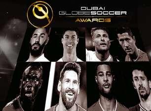 R10, Messi, CR7 e Salah disputam prêmio de melhor do século