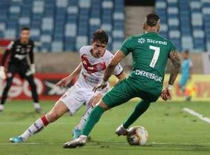 Em jogo de seis gols e duas viradas, Cuiabá e Vitória ficam no empate pela Série B