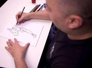 Faber-Castell lança novos cursos de desenho e abre inscrições para instrutores