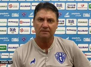 """PAYSANDU: Brigatti mostra confiança para seguir firme no quadrangular final: """"Nada está perdido e nós vamos em busca da classificação"""""""