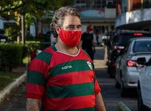'Nosso objetivo é resgatar a dignidade da Portuguesa', afirma presidente após título