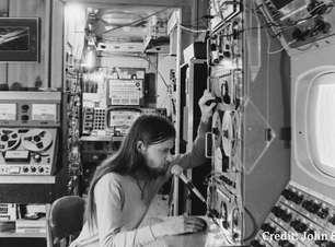 O homem que montou uma 'rádio para alienígenas' e enviou músicas ao espaço por 30 anos