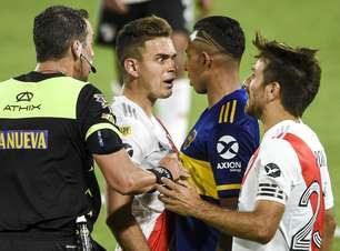 Boca e River empatam em clássico antes da Libertadores