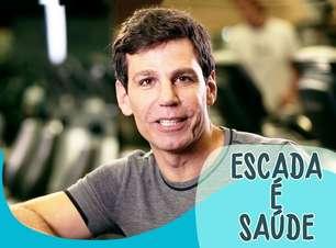 Como utilizar exercícios com a escada para perder peso