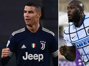 Inter de Milão x Juventus: onde assistir e prováveis escalações