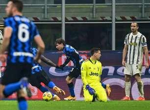 Inter de Milão derrota a Juventus no San Siro e 'dorme' na liderança do Italiano