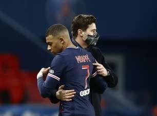 """Mbappé sobre deixar PSG: """"Preciso pensar onde quero estar"""""""