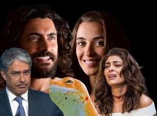 Boa audiência de 'Gênesis' começa a incomodar a Globo