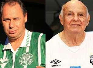 Ídolos de finalistas, Evair e Pepe conduzirão taça da Copa Libertadores no Maracanã