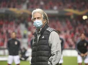 Jorge Jesus é diagnosticado com Covid-19, diz Benfica