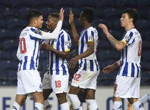 Evanílson marca mais uma vez saindo do banco, e Porto vence o Rio Ave no Campeonato Português