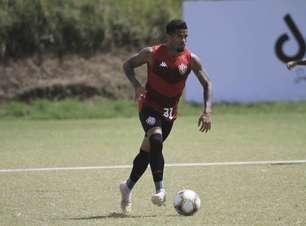 Léo faz avaliação individual positiva da temporada 2020 pelo Vitória