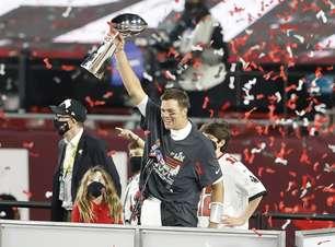 Buccaneers vence Super Bowl e Tom Brady chega ao 7º título