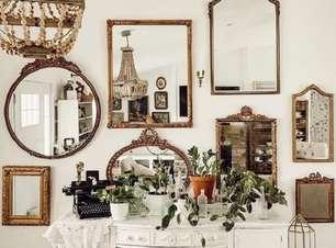 Espelho Vintage: +48 Modelos que Ultrapassam as Linhas do Tempo