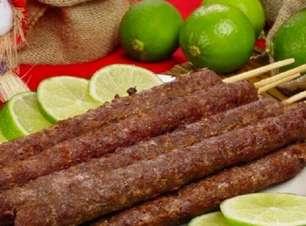 Kafta Caseira: Carne Macia e Saborosa no Espeto