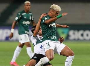 Coritiba aumenta tabu contra o Palmeiras no Couto Pereira