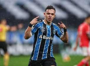 Porto anuncia a contratação de Pepê, do Grêmio, por R$ 98 milhões