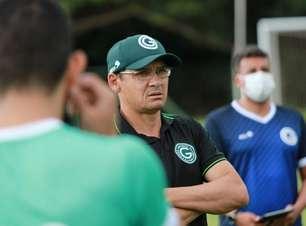 Goiás tem em seu técnico um importante ativo na luta contra o rebaixamento