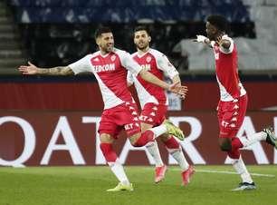 Sem Neymar, o PSG perde para o Monaco no Campeonato Francês