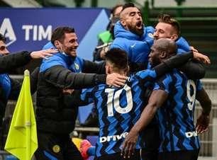 Lukaku provoca Ibrahimovic após marcar gol no clássico de Milão