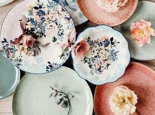 Pratos de Porcelana: +53 Ideias para Decorar sua Mesa de Jantar