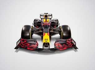 Red Bull revela novo RB16B, em busca do título da F1