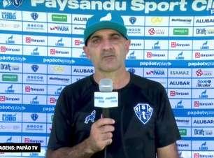 PAYSANDU: Schulle fala sobre reforços e se poderão atuar diante do Paragominas