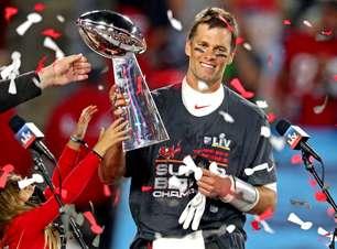 Card da estreia de Tom Brady na NFL é vendido por US$ 3 mi