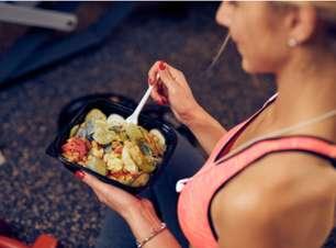 O que comer antes e depois do treino