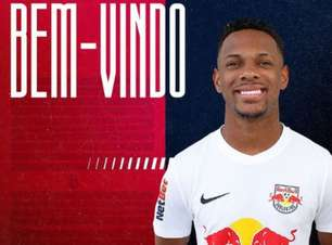 Red Bull Bragantino anuncia novo lateral-direito