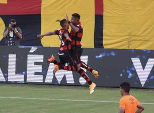 Vitória vence o clássico contra o Bahia na Copa do Nordeste