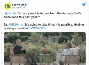 Reflexões sobre o SXSW Edu 2021