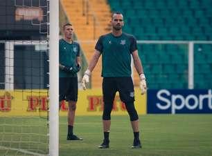 Rodolfo se recupera a tempo de ajudar o Figueirense na Copa do Brasil