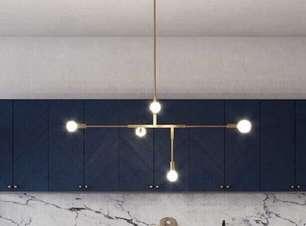 Luminária Moderna: Conheça os Modelos +63 Inspirações para sua Decoração