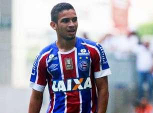 Botafogo faz proposta por meia Marco Antônio, do Bahia