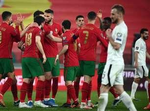 Portugal vence o Azerbaijão na estreia das Eliminatórias