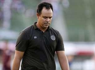 Dado Cavalcanti avalia desempenho do Bahia em revés