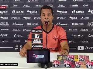 """COPA DO NORDESTE: Rodrigo Chagas sobre o empate contra o CRB: """"Faltou capricho da equipe para conquistar a vitória"""""""