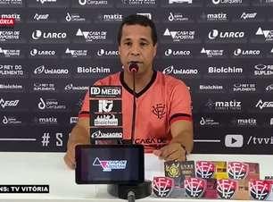 """COPA DO NORDESTE: Rodrigo Chagas analisa positivamente estreias de Raul Prata, Marcelo Alves: """"Estão entendendo bem a nossa filosofia"""""""