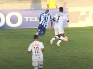 Em confronto equilibrado, ASA e CSA ficam no empate pelo Alagoano
